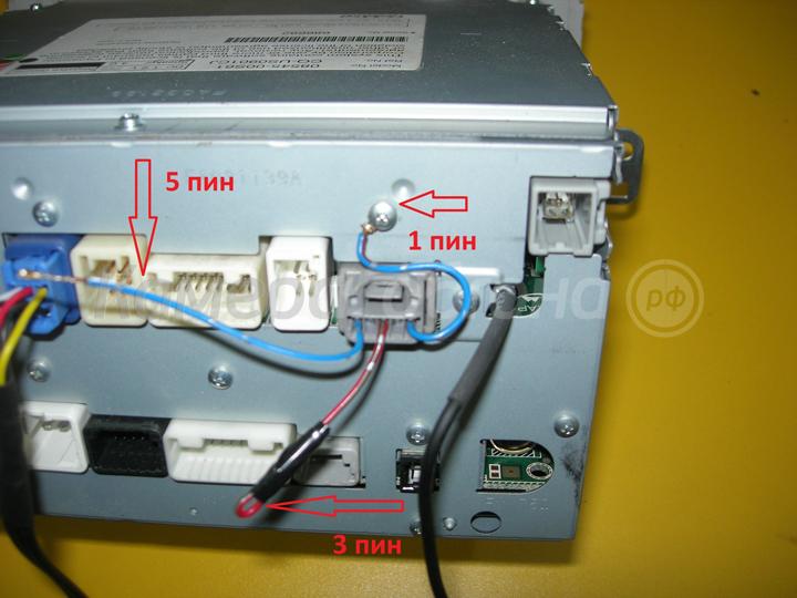 Как сделать из автомагнитолы видеорегистратор5